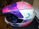 Dirt Bike Helmet...WOMENS SMALL in Camp Lejeune, North Carolina