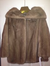 MINK JACKET AND STOLE-REDUCED! in Naperville, Illinois