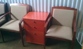 2 Upscale EUC Kimball? Mahogany Guest chairs in Westmont, Illinois