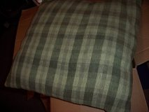 green striped pillow in Eglin AFB, Florida